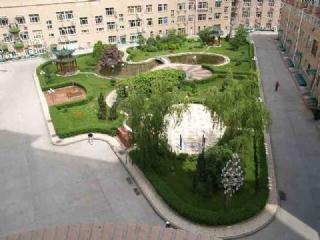 祥明湾小区绿化