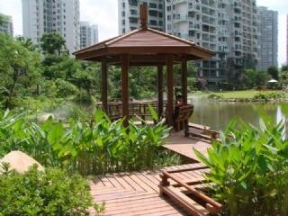 锦绣园小区绿化