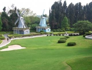 人民公园绿化