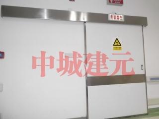 铅防护自动门