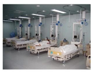 CCU病房装修设计