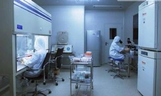 GMP实验室装修